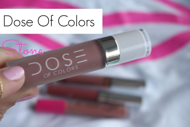 dose of colors stone top 5 lipstick best lipstick