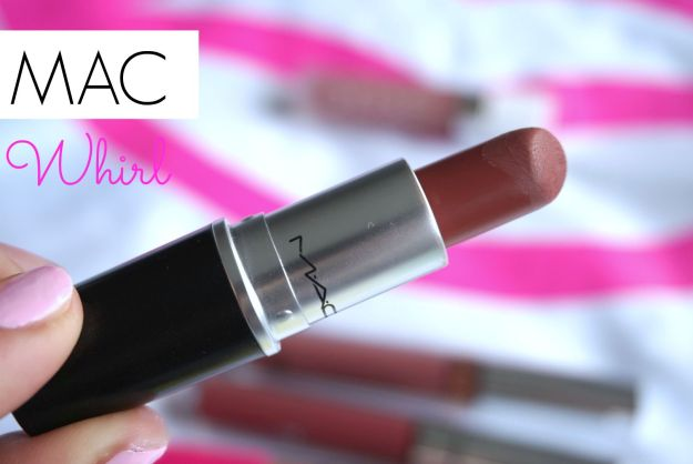 top fall autumn winter lipstick youngmumstufff mac new matte lipstick whirl