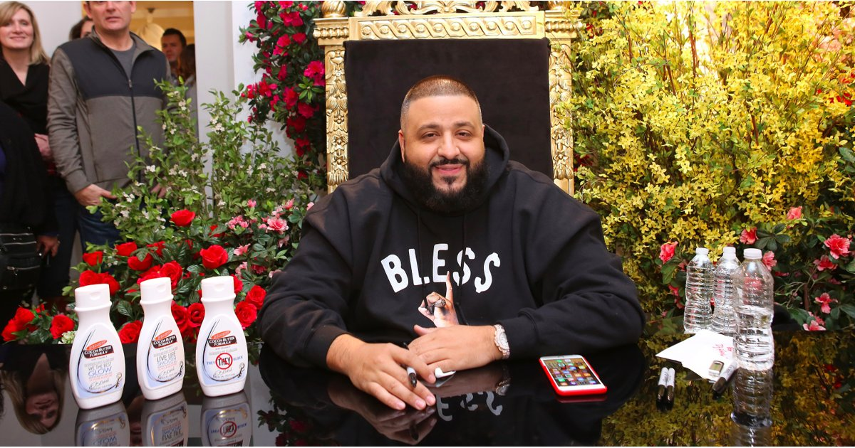 DJ Khaled Cocoa Butter Interview: Snapchat King DJ Khaled ...