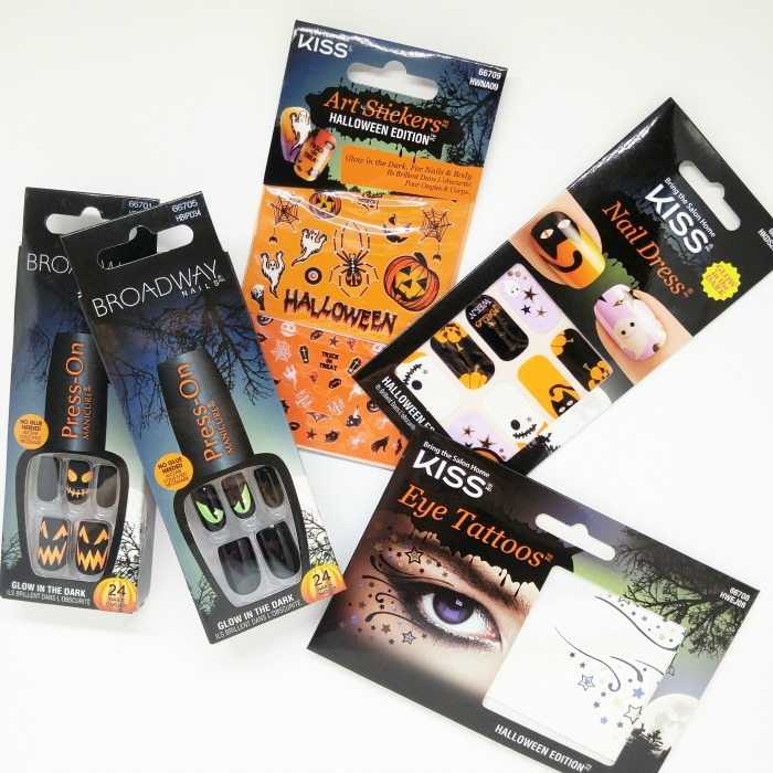 Easy Halloween Fun with Kiss Products // Toronto Beauty Reviews
